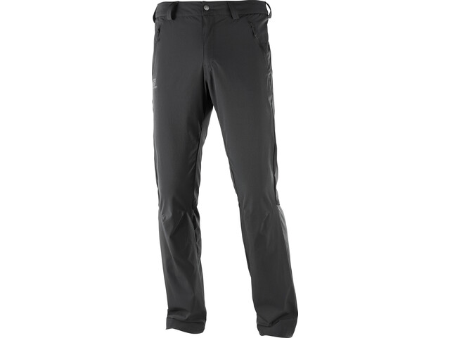 Salomon Wayfarer Straight LT Hose Herren black